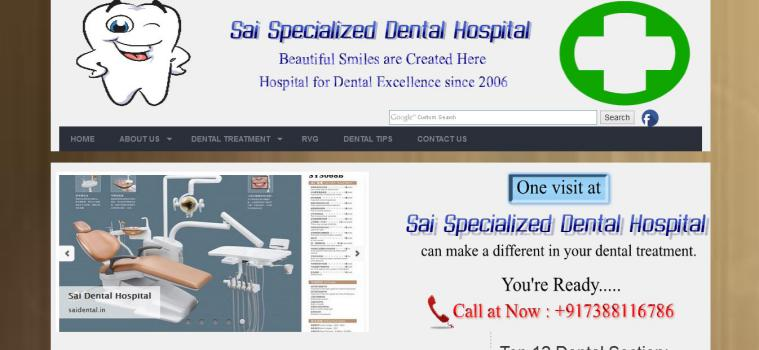 Sai Specialized Dental Hospital